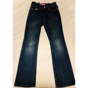 Old Navy Girl's Boot Cut medium rinse jeans